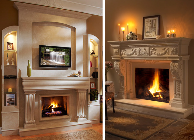 Decorating Your Fireplace Mantel Omegamantels Com