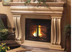 Choose an fireplace surround