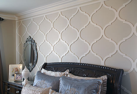 a simple & easy way to order custom made decorative panels