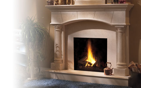 Fireplace Mantels Archway Series