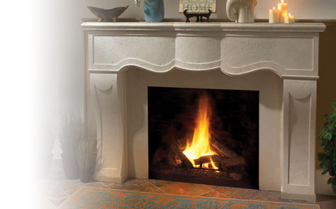 Fireplace Mantels Classic Series