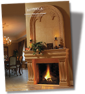 Request your FREE fireplace mantel brochure