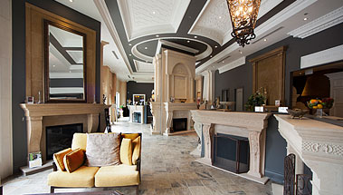 discover the endless pre-cast stone possibilities available - luxury products, stunning styles and custom conveniences