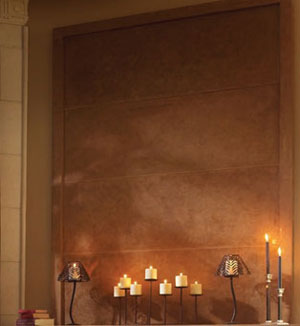 Cortessa fireplace stone overmantel