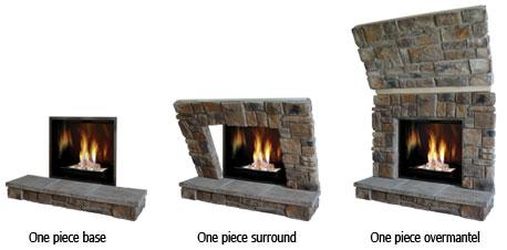 Superb Elk Ridge Fireplace Stone Mantel Omegamantels Com Home Interior And Landscaping Synyenasavecom